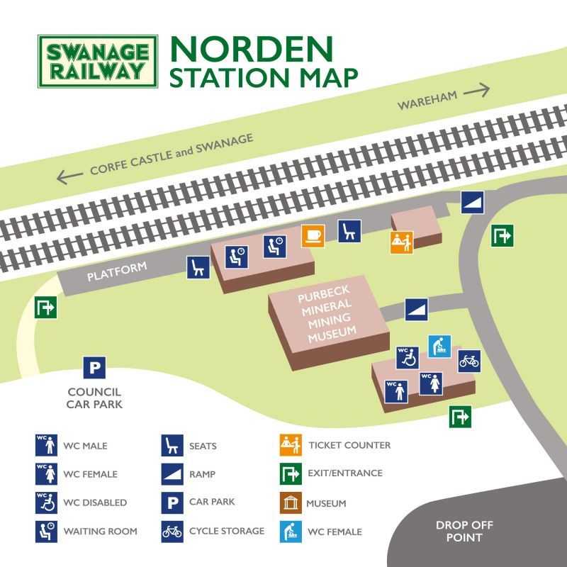 NORDEN (FOR PURBECK PARK)